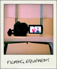 Filming Equipment