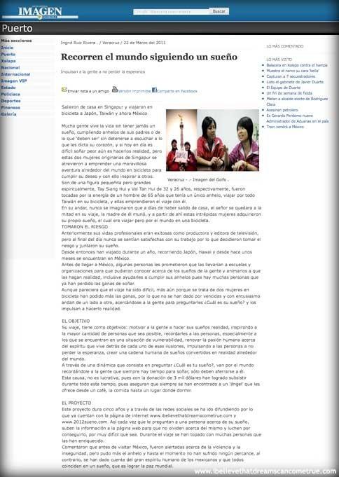 Imagen de Veracruz - The Newspaper Report