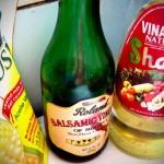 Oil, Balsamic Vinegar, White Wine Vinegar