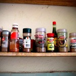 A heavenly spice rack...