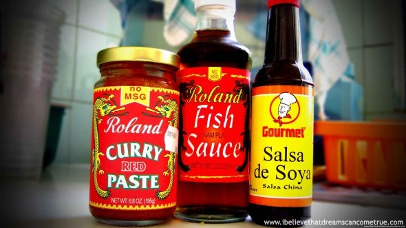Chinese Condiments!!!