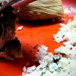 con Arroz (rice)