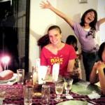 Lisa's Birthday Dinner