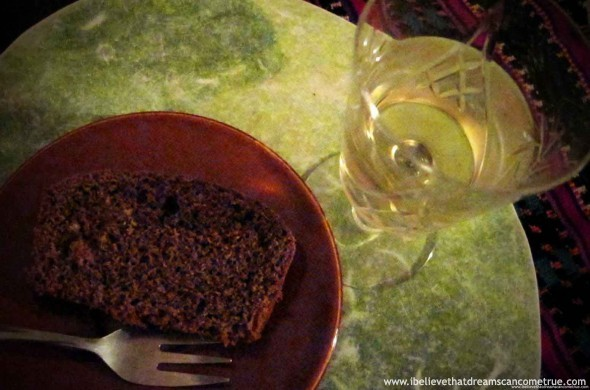 Wine n Cake, anyone?