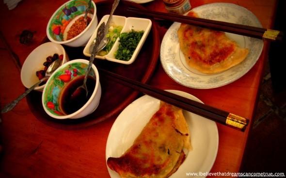 Empanadas China