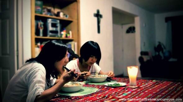 """""""回家吃飯 (come home for dinner)"""""""