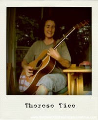 "Therese - Musician of ""Beginning"""