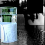 This is more than... just a glass of water