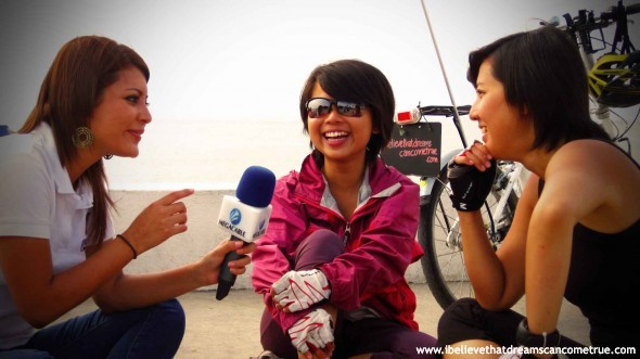 Interview with Mitzi
