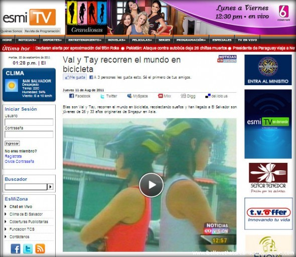 Noticias4Vision Part I