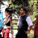 "Our ""Media Crew"" in Oaxaca – Rubén and Elise from Mundo Ceiba"