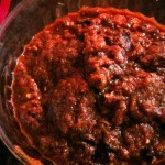 Award-winning Chili Sauce