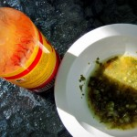 We asked for salsa piccante (hot sauce) the first morning. They served it to us the second morning...without us asking!