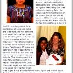 Sarah's dream of her midwifery school coming true